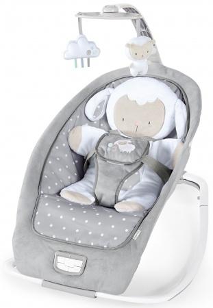Ingenuity Rocker Seat Cuddle Lamb 0-18 maanden