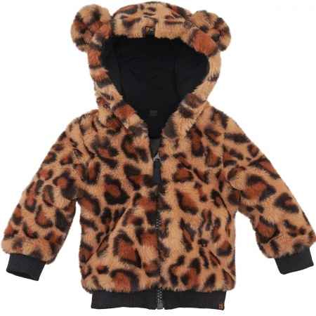Z8 Vest Madrid Leopard