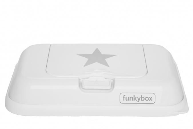 Funkybox To Go Wit Met Zilveren Ster
