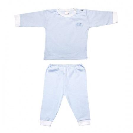 Beeren Pyjama Blauw Streep