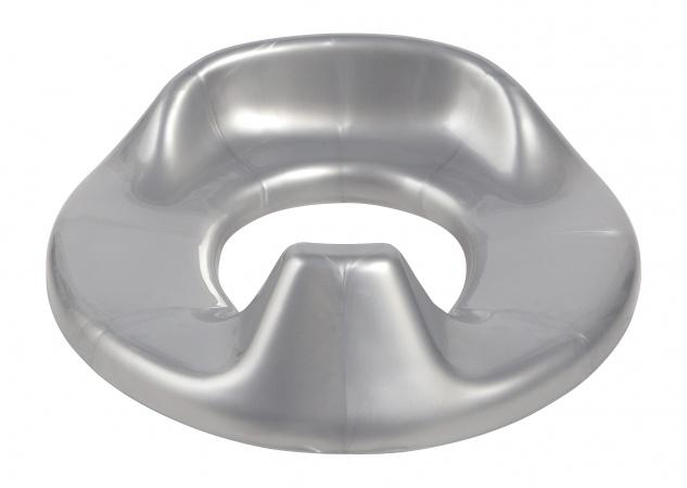 Bébé-Jou Toiletverkleiner Uni Zilver