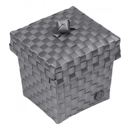 Handed By Box & Top Ascoli <br>Mini Silver