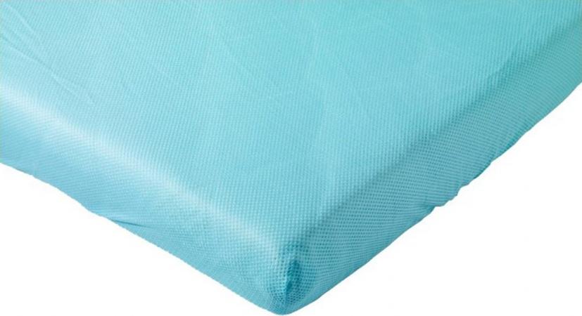 Hoeslaken Aerosleep Aqua <br> 60 x 120 cm
