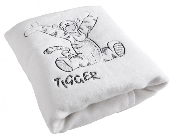 Disney Ledikantdeken Tigger<BR> 100 x 150 cm