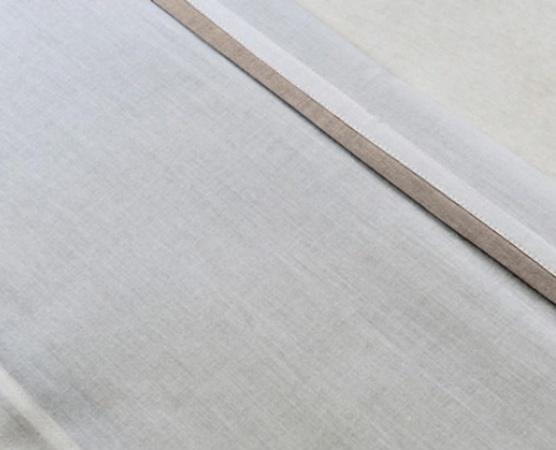 Jollein Laken Bies Wit/Zand <br> 75 x 100 cm