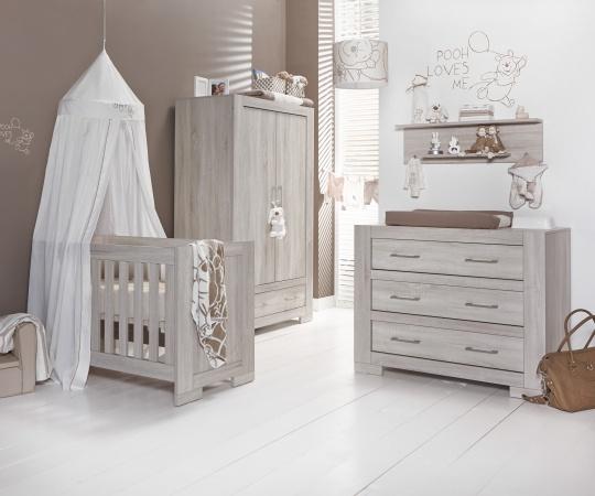 Hoogte Commode Babykamer : Ledikant 60 x 120 commode palermo interbaby baby dump