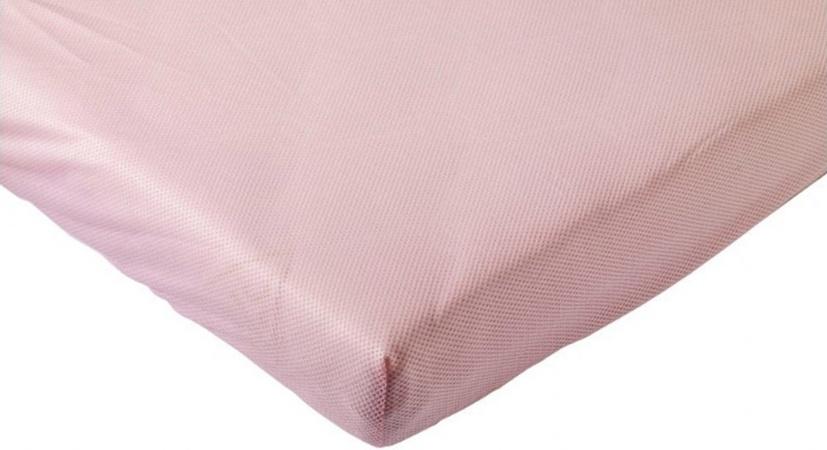 Hoeslaken Aerosleep Pink <br> 60 x 120 cm