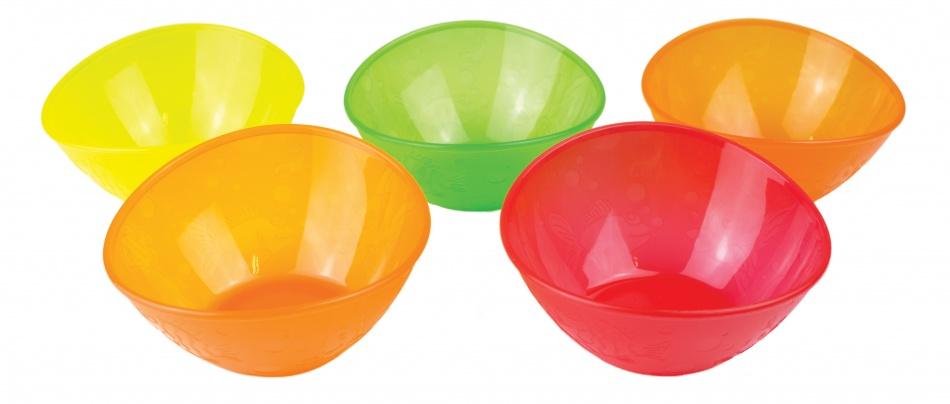 Munchkin Feeding Bowls <br>(5 stuks)