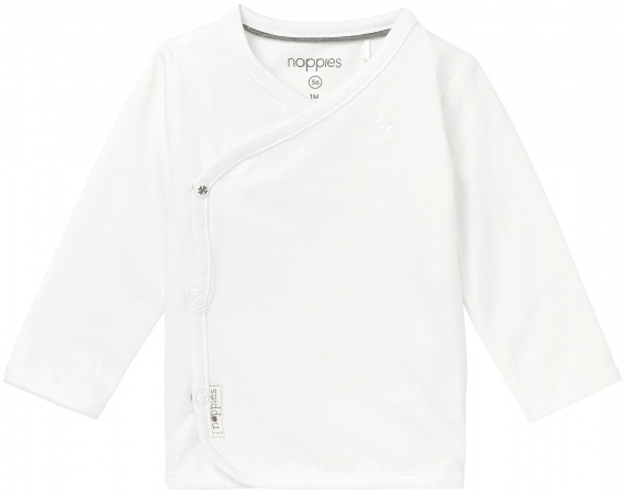 Noppies T-Shirt Little White