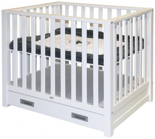 Prenatal Campingbedje In Elkaar Zetten.Twf Box Lieke Met Lade Wit Twf Lieke Met Lade Baby Dump