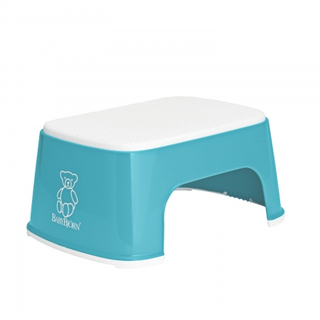Baby Björn® Veilig Opstapje <br>Turquoise