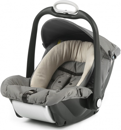 Mutsy Evo Safe2Go Urban Nomad Light Grey
