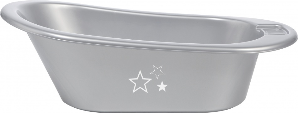 Bébé-Jou Bad Click Silver Stars