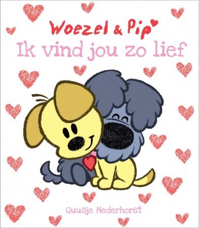 Leopold Woezel & Pip<br> Ik Vind Jou Zo Lief
