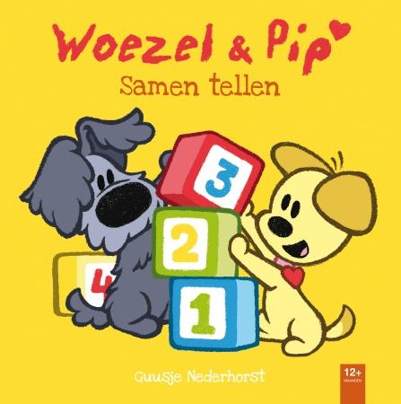 Leopold Woezel & Pip<br> Samen Tellen