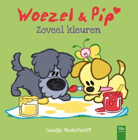 Leopold Woezel & Pip<br> Zoveel Kleuren
