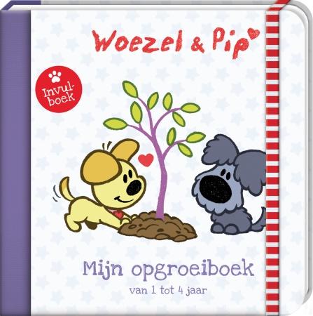 Imagebooks<br> Woezel & Pip Mijn Opgroeiboek