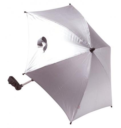 Parasol Polyester Zilver