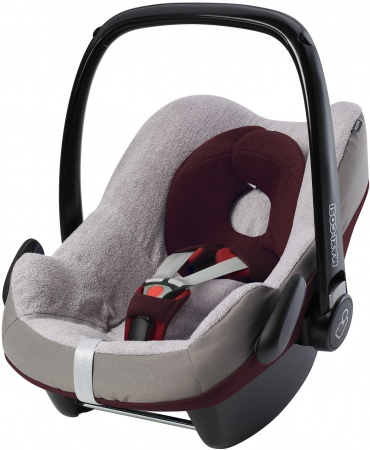Maxi-Cosi Pebble/Pebble Plus/Rock Zomerhoes Cool Grey