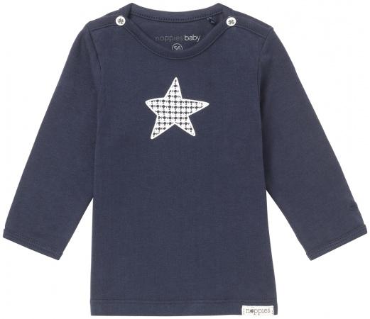 Noppies T-Shirt Monsieur Navy