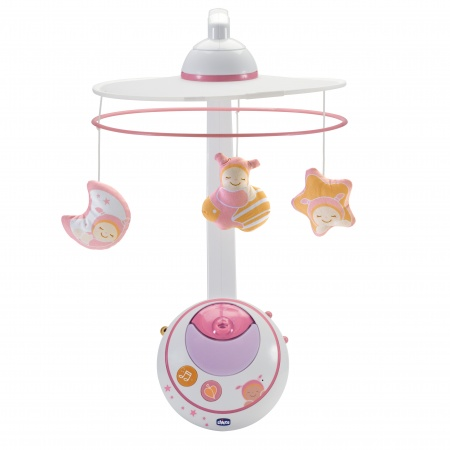 Chicco Muziekmobiel Toys Magic Stars Pink