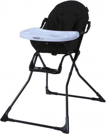 Titaniumbaby Kinderstoel i-Dinner Black