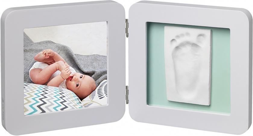 Baby Art Print Frame Pastel