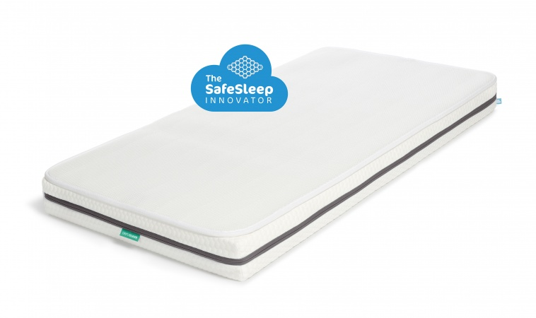 Aerosleep Matras Ledikant : Aerosleep matras natural pack 60 x 120 x ca. 10 cm matrassen