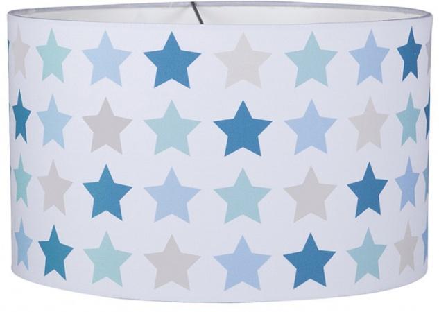 Little Dutch Hanglamp <br> Mixed Stars Mint 20 x 30 cm