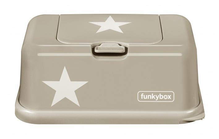 Funkybox Zand Met Witte Ster