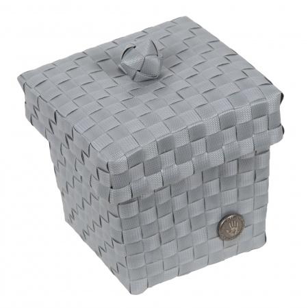 Handed By Box & Top Ascoli <br>Mini Flint Grey