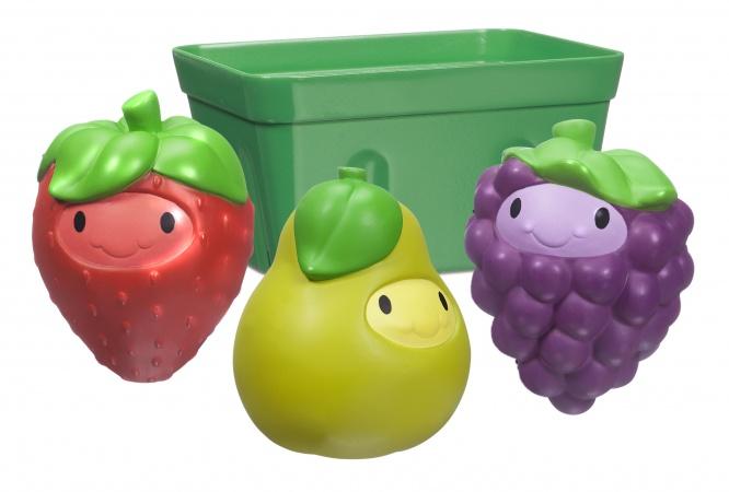 Munchkin Squirt 'n' Strain Fruit Basket