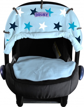 Dooky Blue / Blue Stars