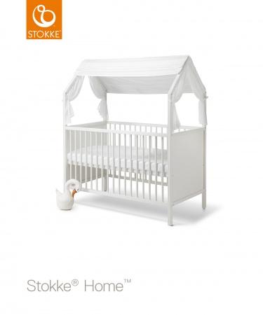 Stokke® Home™  Dak Voor Bed White