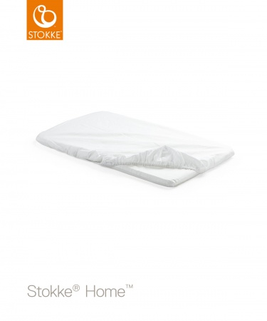 Stokke® Home™  Mini Hoeslaken White
