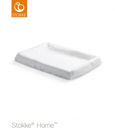 Stokke® Home™  Changer Matras Hoes White