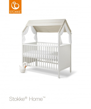 Stokke® Home™  Dak Voor Bed Naturel/Beige