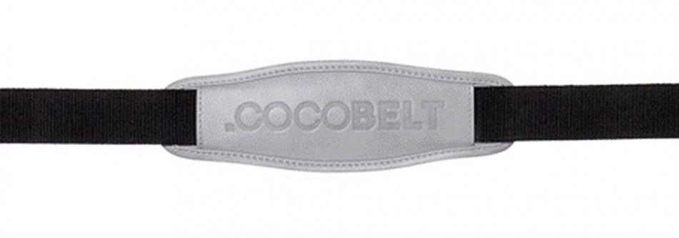 Cocobelt Zwart