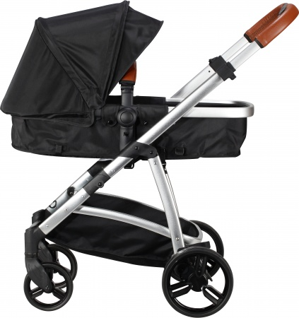 Born Lucky Rapido Midnight Black incl. Bijpassende Autostoel