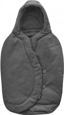 Maxi-Cosi Voetenzak Sparkling Grey