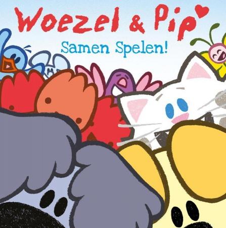 Leopold Woezel & Pip<br> Samen Spelen