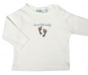 Basic T-Shirt Sweet Little Baby