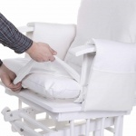 Childhome Gliding Chair Rond Accessoires