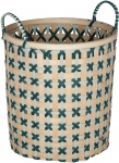 Handed By Bamboo Basket
