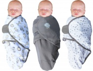 Bo Jungle Baby-Wrap Small 3-Pack