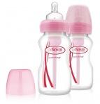 Flessen Duo Roze