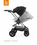 Stokke® Scoot™ Grey Melange Seat Foam Handle
