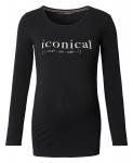 T-Shirt Iconical Black