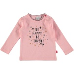 T-Shirt Happy Pink
