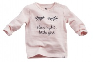 T-Shirt Mystic Topaz Soft Pink